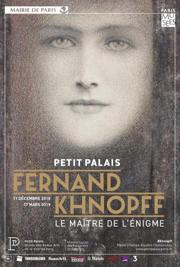 Fernand Khnopff (1858-1921) au Musée du Petit Palais