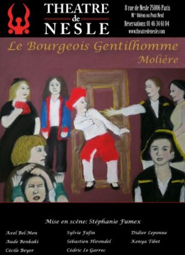 Le Bourgeois gentilhomme au Théâtre de Nesle