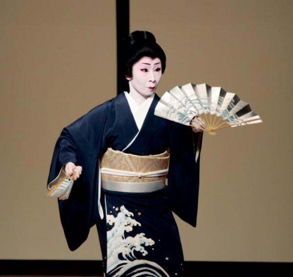 Yashiyo Inoue dansant Yashima