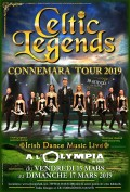 Celtic Legends - Connemara Tour 2019 à L'Olympia