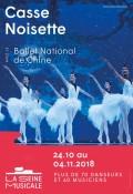 Casse-Noisette - Ballet National de Chine à La Seine Musicale