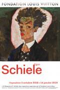 Egon Schiele à la Fondation Louis Vuitton