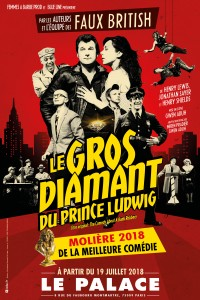 Le Gros Diamant du Prince Ludwig au Palace