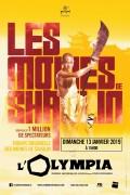 Les Moines de Shaolin à L'Olympia
