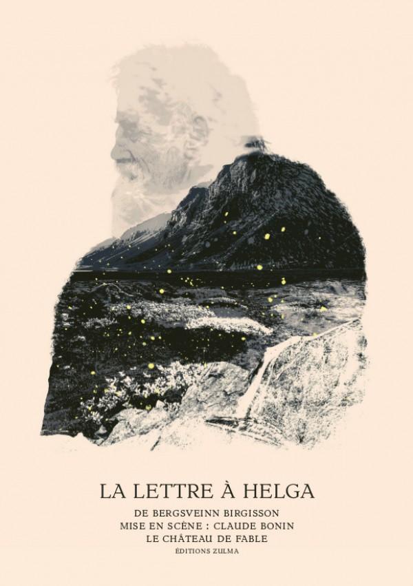 La Lettre à Helga - Affiche