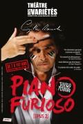 Gilles Ramade : Piano Furioso 2 au Théâtre des Variétés