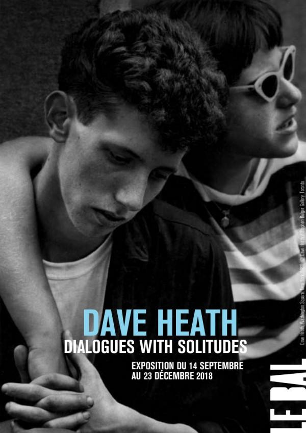 Dave Heath – Dialogues with Solitudes au Bal - Affiche