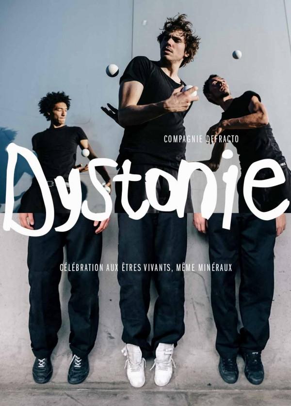 Dystonie - Affiche