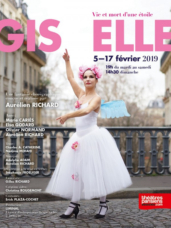 Gis_Elle au Studio Marigny