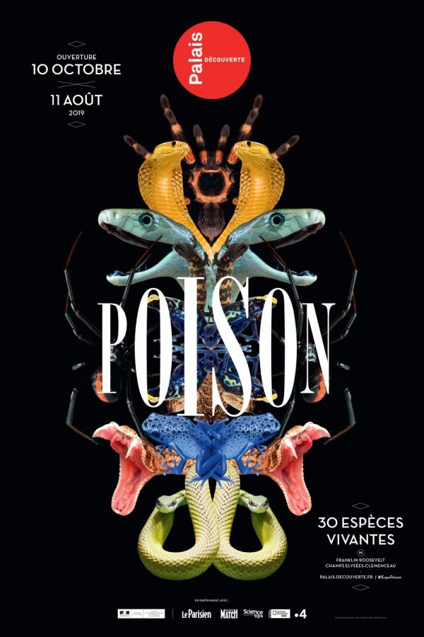 Poison au Palais de la Découverte
