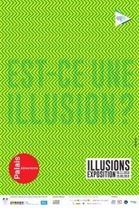 Illusions au Palais de la Découverte