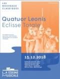 Éclisse totale à la Seine Musicale