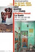 Mathieu Pernot, Santé au Centquatre