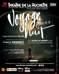 Voyage au bout de la nuit au Théâtre de la Huchette
