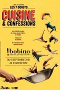 Cuisine & Confessions : Les 7 doigts de la main à Bobino