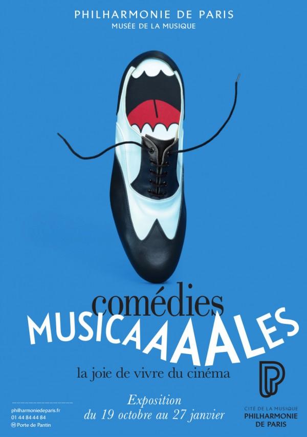 Comédies musicales à la Philharmonie de Paris