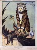 Jacques Nam, Messieurs ! Voici ma proie, La Baïonnette du 13 mars 1919