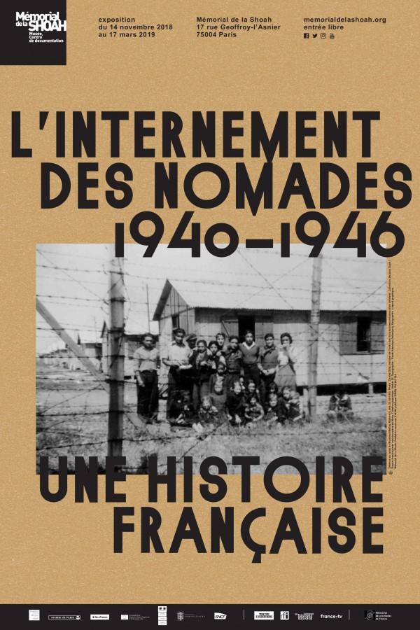 L'Internement des Nomades : une histoire française (1940-1946) au Mémorial de la Shoah