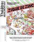 Zique de zinc au Théâtre de Ménilmontant