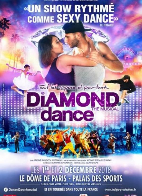 Diamond Dance - The Musical au Dôme de Paris - Palais des Sports