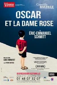 Oscar et la dame rose à la Comédie Bastille