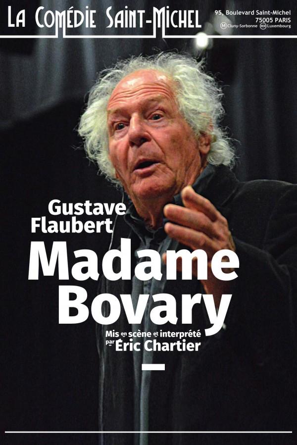 Madame Bovary à la Comédie Saint-Michel