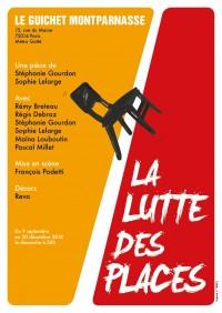 La Lutte des places au Guichet-Montparnasse