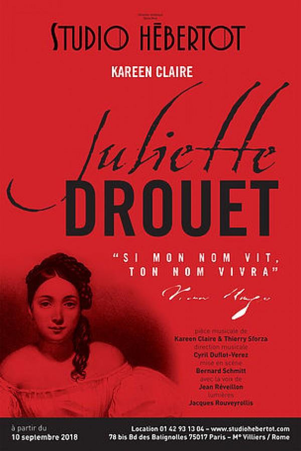 Juliette Drouet au Studio Hébertot