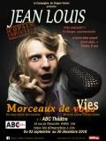 Jean Louis : Copain spécial - Morceaux de vie à l'ABC Théâtre