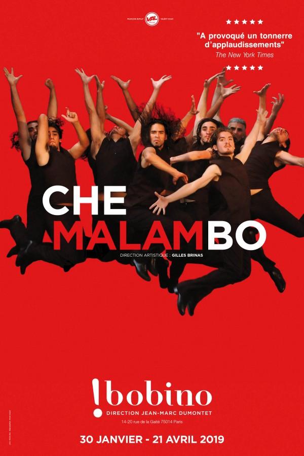 Che Malambo à Bobino