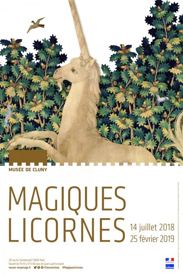 Magiques licornes au Musée de Cluny