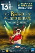 Le Bagad de Lann-Bihoué au 13ème Art