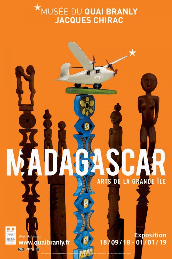 Madagascar : Arts de la Grande Île au Musée du Quai Branly - Jacques Chirac