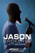 Jason Brokerss à l'Apollo Théâtre