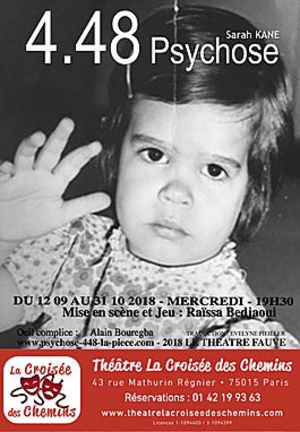 4.48 Psychose au Théâtre La Croisée des Chemins