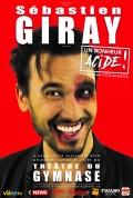 Sébastien Giray : Un bonheur acide ! au Théâtre du Gymnase