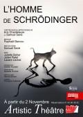 L'Homme de Schrödinger à l'Artistic Théâtre