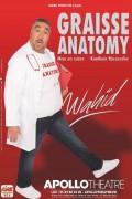 Wahid : Graisse Anatomy à l'Apollo Théâtre