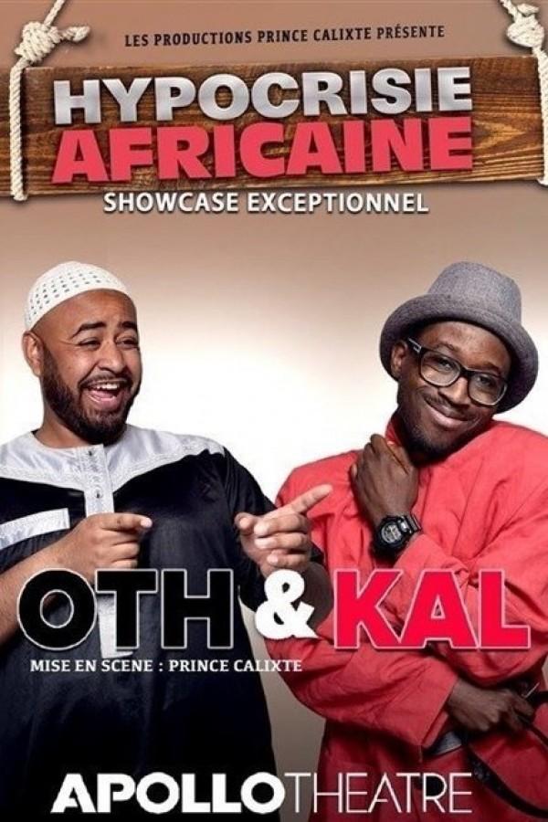 Oth & Kal : Hypocrisie africaine à l'Apollo Théâtre