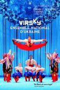 Virsky - Ensemble National d'Ukraine au Palais des Congrès de Paris