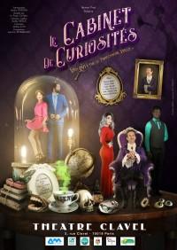Le Cabinet de curiosités au Théâtre Clavel
