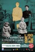 Familles à l'épreuve de la guerre au Musée de la Grande Guerre du Pays de Meaux