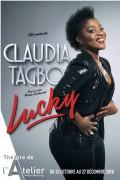 Claudia Tagbo : Lucky au Théâtre de l'Atelier