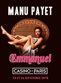 Manu Payet : Emmanuel au Casino de Paris