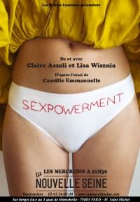 Sexpowerment à La Nouvelle Seine