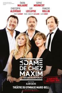 La Dame de chez Maxim au Théâtre du Gymnase