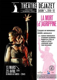 La Mort d'Agrippine au Théâtre Déjazet