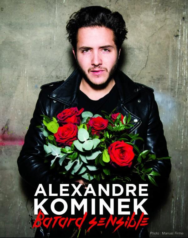 Alexandre Kominek : Bâtard sensible à La Petite Loge Théâtre