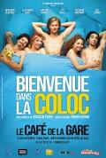 Bienvenue dans la coloc au Café de la Gare