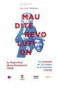 Maudite révolution au Théâtre Pixel